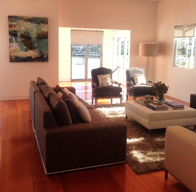 Light Shop At Jindalee: Home Staging Before And After